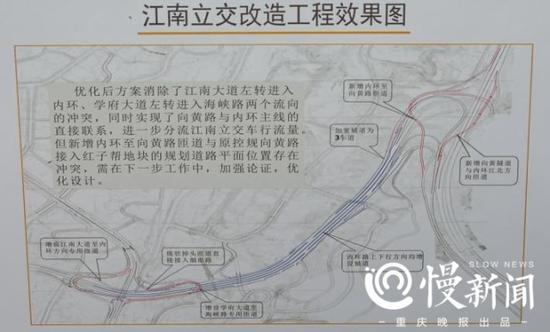 江南立交再优化改造方案