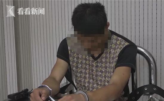 目前,嫌疑人纪某被泉山警方依法刑事拘留。