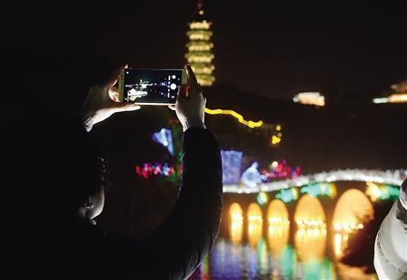 市民拍摄美景 胡杰 摄