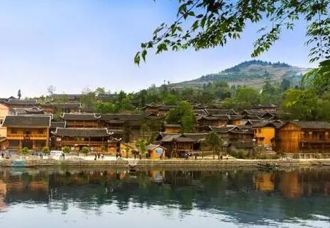 重庆周边这些幽静的村落 景美人少解乡愁
