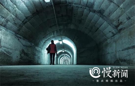 △走半小时才能走完的隧道