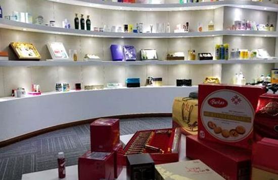 重庆跨境电商社区店有望本月开张 进口奶粉就在家门口买