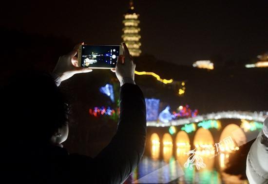 市民用镜头记录美景。 主办方供图 华龙网发