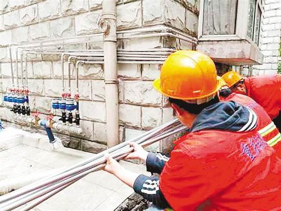 重庆主城明年将完成3万户居民供水管网改造
