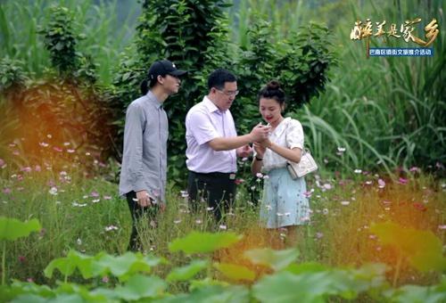 """巴南李家沱街道5分钟""""书记导风景""""视频短片上线"""