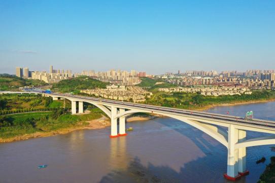 礼嘉嘉陵江大桥
