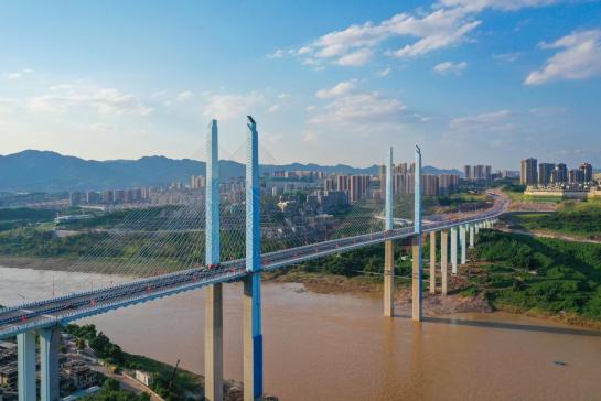 蔡家嘉陵江大桥