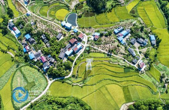 【美丽新农村】插花村:插在县界上的一枝花