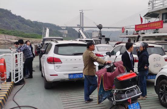 打探重庆主城最后一个车渡——水土渡口
