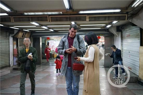 穿越时空的城市地标:重庆皇冠大扶梯