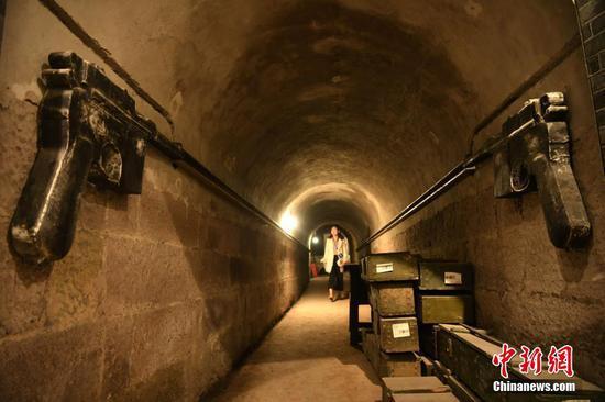 重庆防空洞建川博物馆将正式迎客