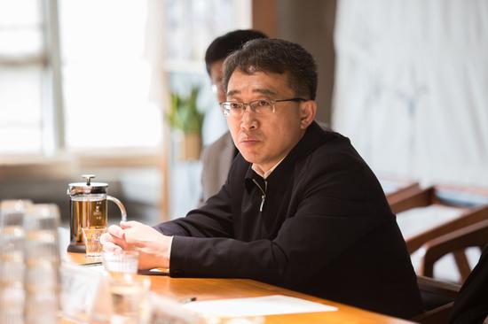 昆明市委副书记刘智