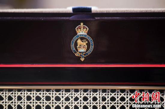 英国哈里王子大婚在即 所乘马车曝光