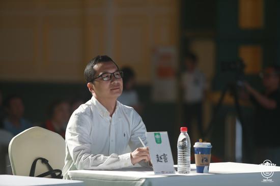 特别听众:重庆市演讲爱好者协会秘书长、【真演讲】平台创办人 赵言