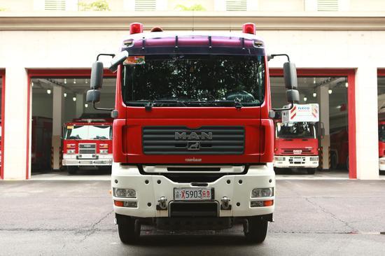 重庆消防应急救援车辆