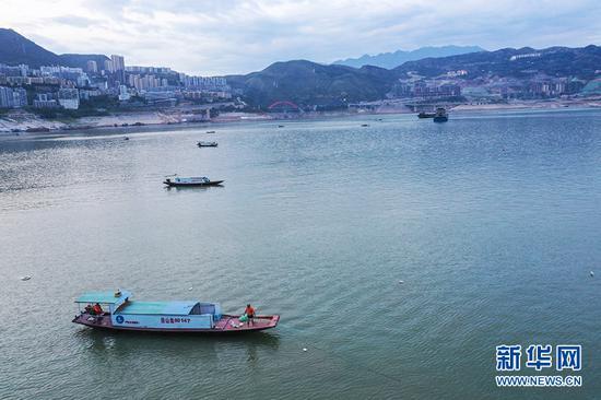 开渔了!重庆禁渔期结束 渔民进入大忙期