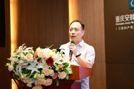 重庆市妇幼保健院新生儿科副主任 周利刚分享