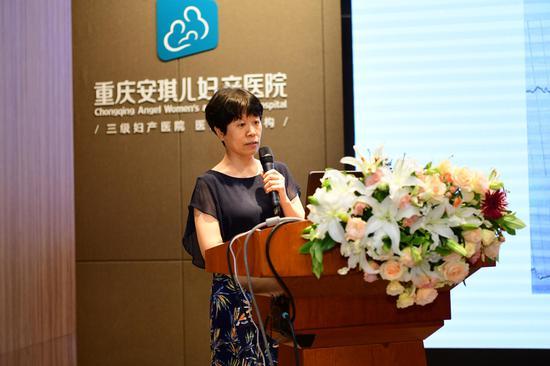 陆军军医大学特色医学中心妇产科教授 郑英如分享