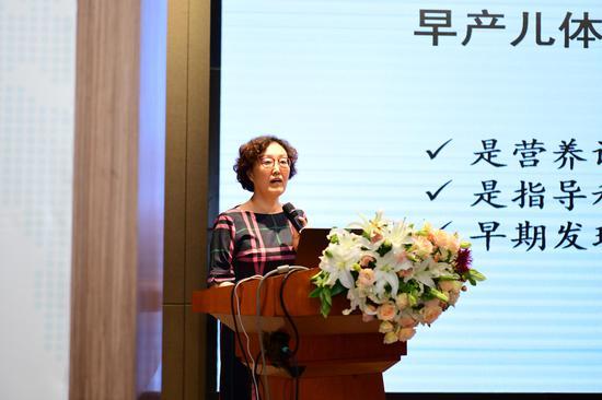重庆医科大学附属儿童医院儿童青少年生长发育与心理健康中心主任 程茜分享
