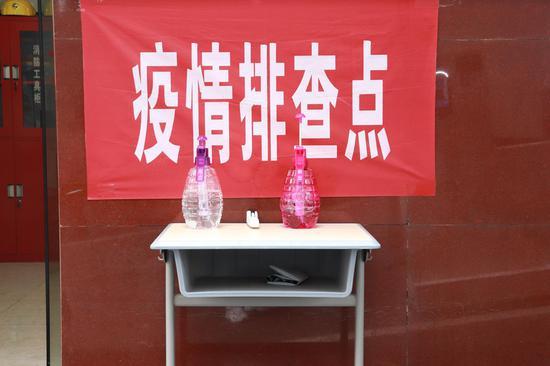 开学在即 重庆一中迎接学生返校这样准备