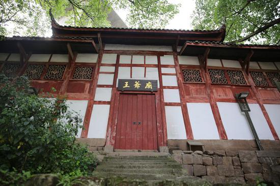 东溪古镇王爷庙