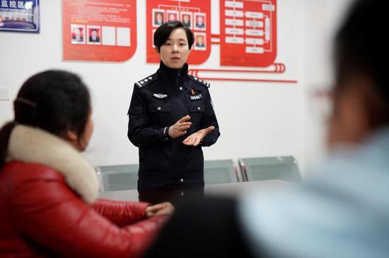 重庆花溪派出所高效调解市民纠纷 今年化解各类矛盾千余起
