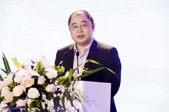 (中国电信重庆分公司副总经理甘雨)