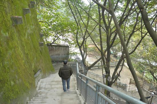 重庆新增一条特色步道!半山崖线步道即将开门迎客