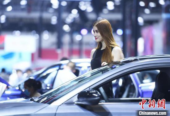 1000多款车型亮相重庆汽车展