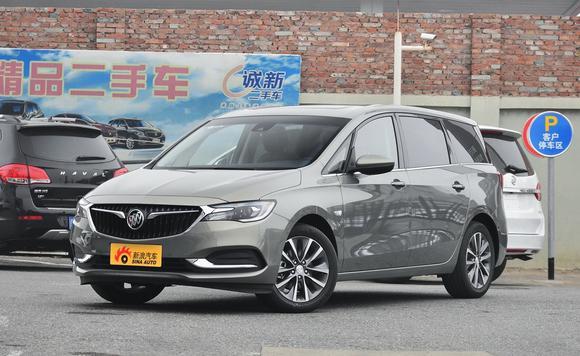 别克GL6部分车型优惠1.8万元 颜色可选