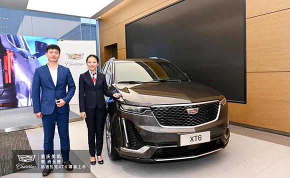 全新美式大型SUV——凯迪拉克XT6上市
