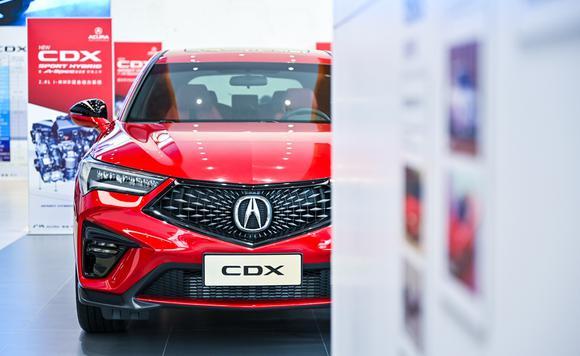 广汽Acura NEW CDX重庆瑞盈品鉴上市