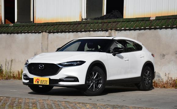 马自达CX-4优惠1.5万 置换补贴8000元