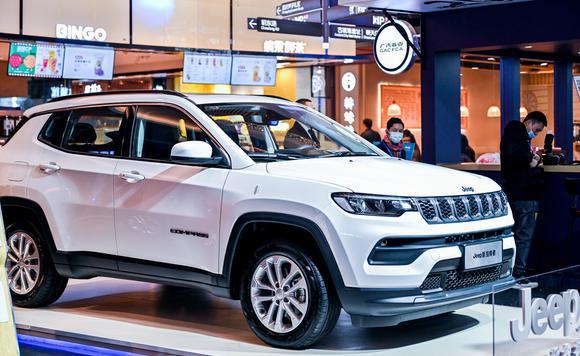 Jeep新指南者重庆上市 售13.98万起