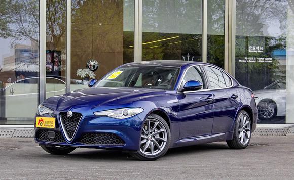 阿尔法·罗密欧Giulia部分车型优惠5万