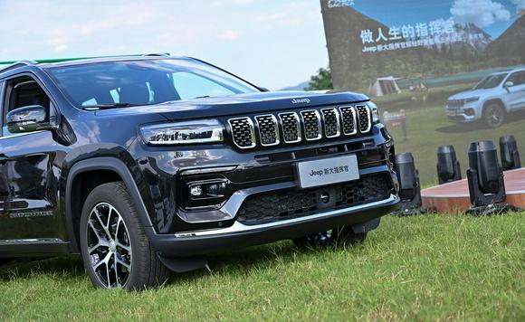 Jeep新大指挥官重庆区域品鉴会完美收官