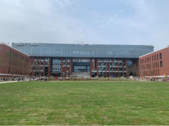 助力建设智慧之城 中国科学院大学重庆学院首批次工程完工