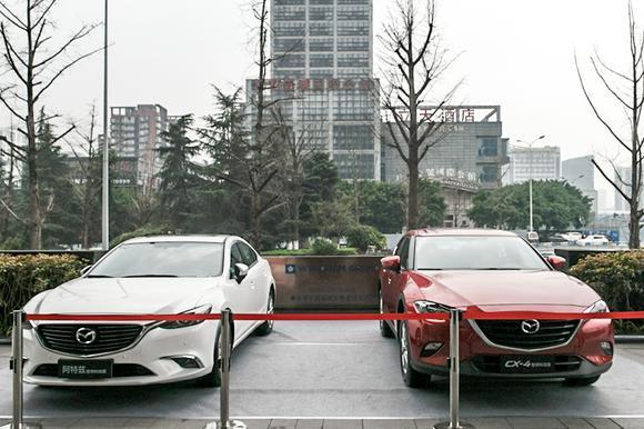 增配不增价 阿特兹/CX-4新增车型上市