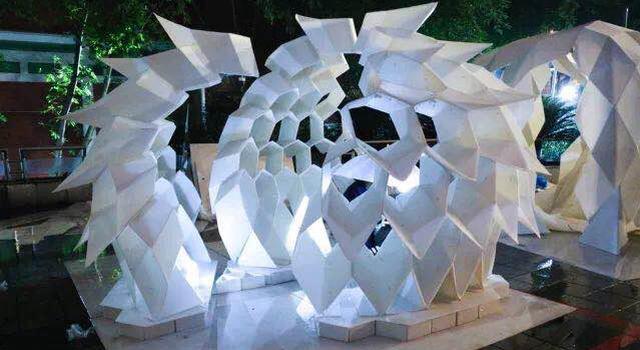 重庆大学第六届建造季,了解一下?