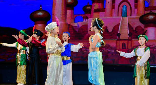 儿童音乐剧《阿拉丁》西南地区公演