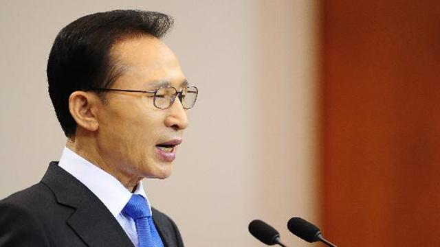 韩国前总统李明博承认受贿!检方怀疑与其妻子有关