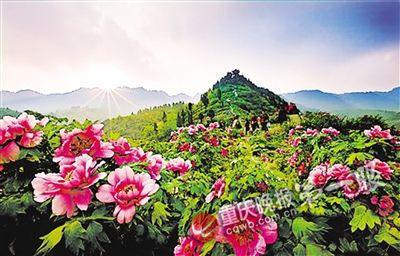 垫江景区美丽图片