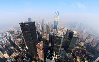 你知道重庆最高的十栋大楼吗?