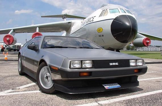时空穿梭者 DeLorean DMC-12要在2017年重返地球