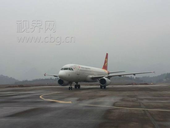 机场相继开通了重庆,上海