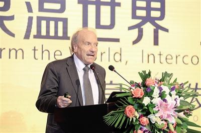 世界温泉与气候养生联合会副主席乔瓦尼·古尔纳