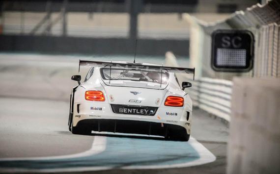宾利 GT3-R