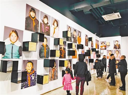 """3月11日,""""他们——儿童公益摄影与绘画展""""在轻艺术空间开展"""