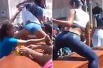 葬礼变狂欢 南美两女子骑跨棺材跳甩臀舞令人震惊