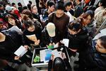 周六大学城专场招聘会 5000岗位供高校毕业生选择